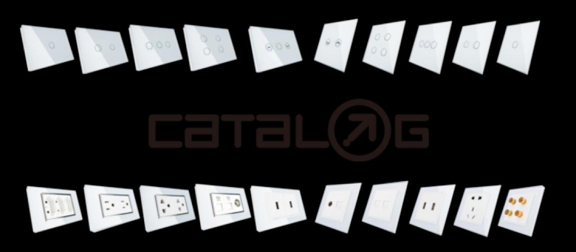 באמצעות מערכת איבזור מודולרית ופאנליזציה ייחודית  עבור מוצרי גוויס ניתן להשיג מענה לכל צורך חשמלי המתבסס על תכנית החשמל של הלקוח, תוך השגת אסתטיות מקסימאלית בשטח ללא צורך בנקודות חשמל מיותרות, כל זאת לצד נוחות בעת השימוש היומיומי של בני הבית.