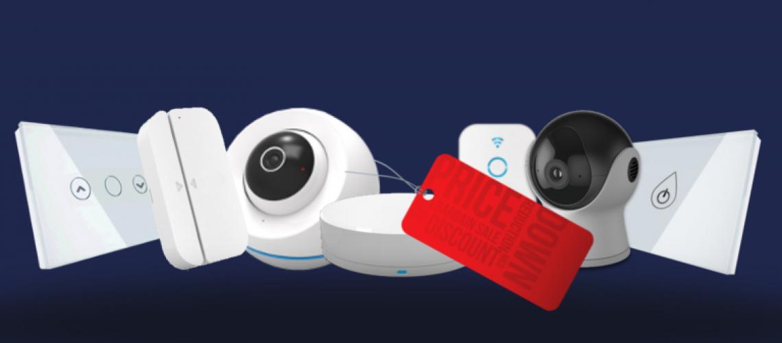 מערכת בית חכם מבית הומיטק ניתן לרכוש להתקין  מומלץ לרכוש לתקופת התנסות  רכיב אחד מכל ספק, בתקן פתוח על מנת שבעתיד תוכלו לשלוט באותה אפליקציה בכל המוצרים