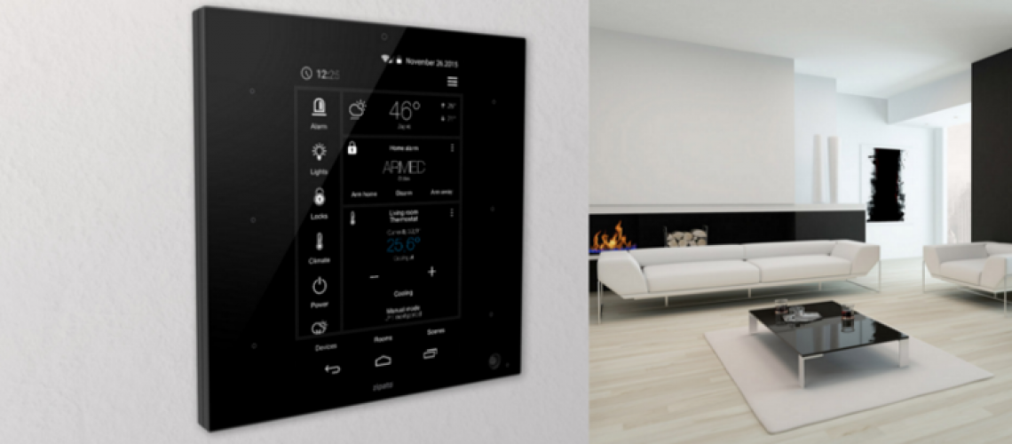 עם הבית החכם של הומיטק  ניתן לתפעל באופן פשוט יותר, מהיר יותר יותר את כל הטכנולוגיה הביתית הכוללת שליטה בתריסים, תאורה, דוד שמש, מצלמות, אינטרקום ומיזוג אוויר.